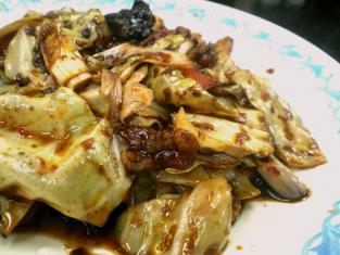 中華一番本店、回鍋肉+ライス小008
