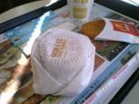 朝マック、マックグリドルベーコン&チーズエッグセット005