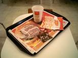 マクドナルド、ハンバーガー002