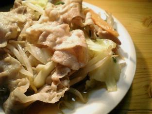 肉野菜炒め002