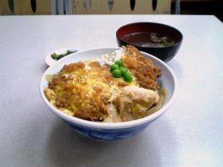鶴廣、カツ丼002