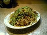 ふじや食堂 肉ヤキソバ004
