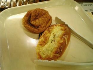 ハースブラウン カレーパン マカロニのパン003
