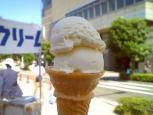 山下公園のアイスクリーム屋台017