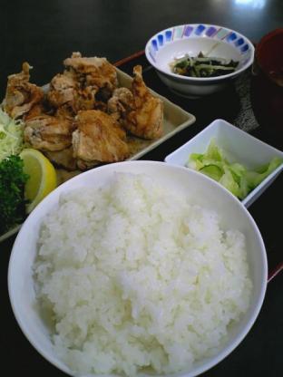 和食いちばん鶏の竜田唐揚げ定食002