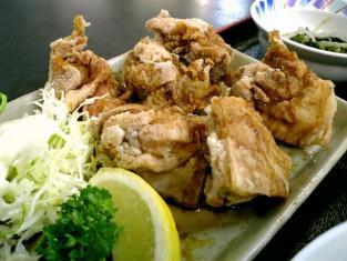 和食いちばん鶏の竜田唐揚げ定食003