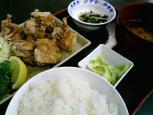 和食いちばん鶏の竜田唐揚げ定食005