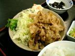 和食いちばん生姜焼き定食004
