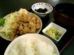 和食いちばん生姜焼き定食005