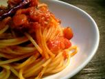 スパゲッティアラビアータ003