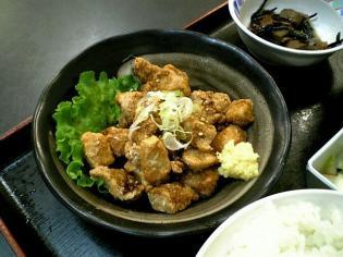 和食いちばんでまぐろ竜田揚+定食セット 2