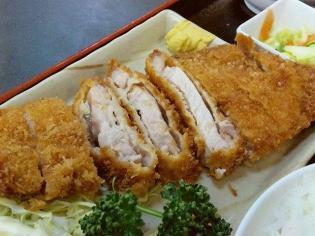 和食いちばんでとんかつ定食3