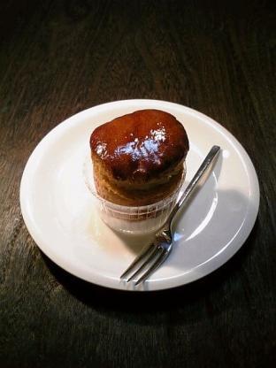 二俣グリーングリーン、洋菓子店プチ・フルールのサバラン。3
