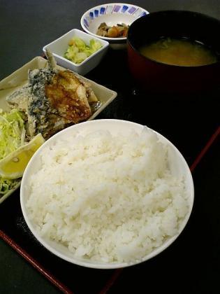 和いち、サバ竜田揚げ+定食セット3