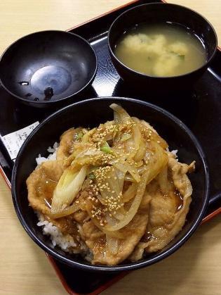 松乃家豚ロース丼2