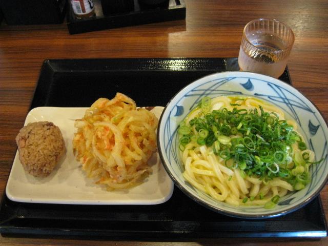 丸亀製麺20091002-02