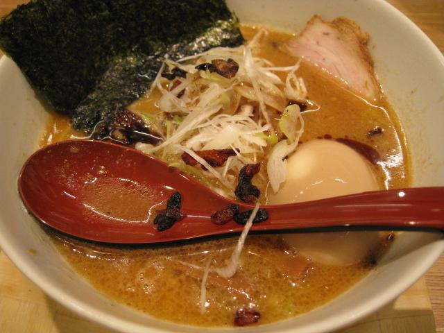 麺屋燕20091023-04