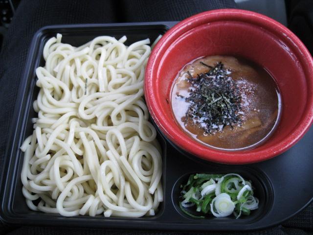 中村屋コンビニつけ麺20091117-03
