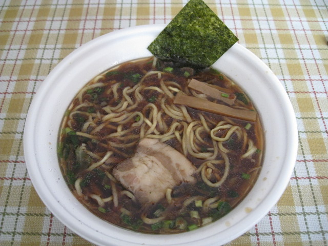 麺家うえだカップ20091118-06