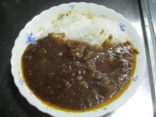 牛すじカレー20100214-10