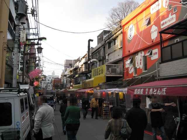 浅草煮込み通り20100417-01