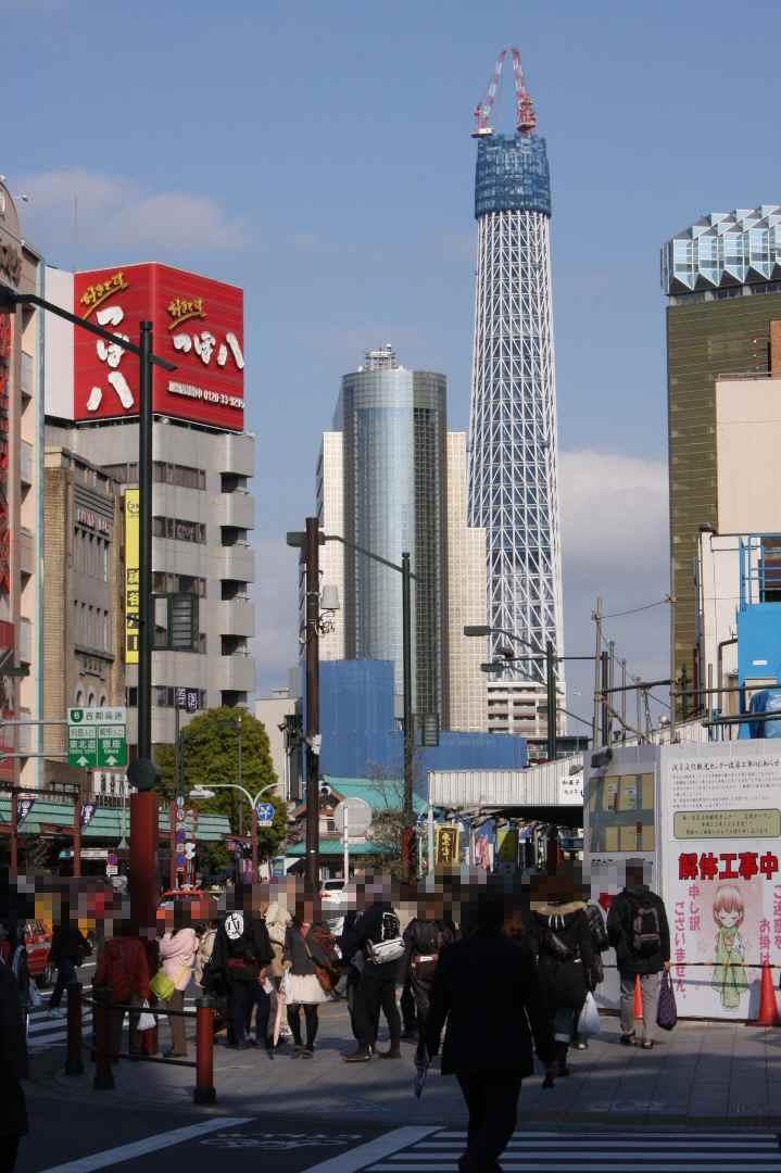 東京スカイツリー20100417-02
