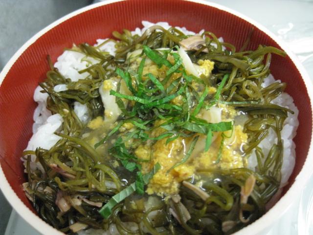藤川優里のいちご煮日記20100526-06