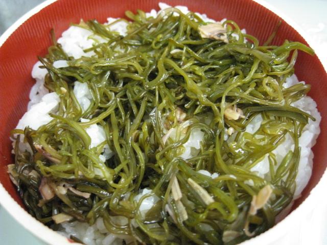 藤川優里のいちご煮日記20100526-05