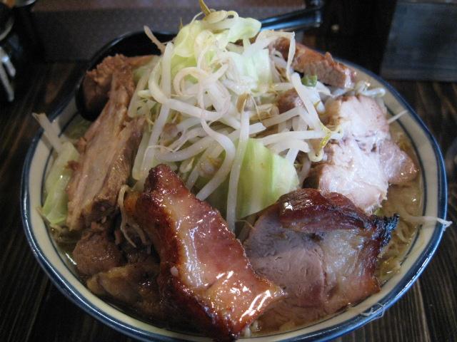 G麺ふじもり20100723-01