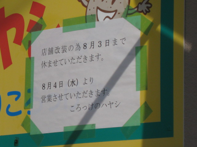 ころっけのハヤシ20100726-02