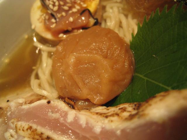 麺や庄の20100729-06
