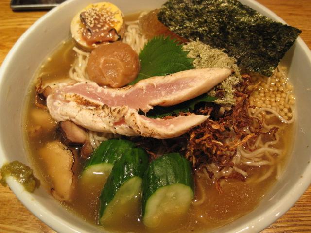 麺や庄の20100729-03