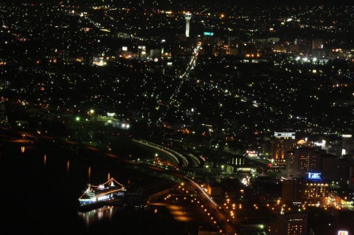 函館山夜景20100814-04