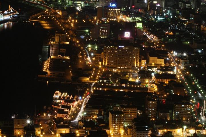 函館山夜景20100814-03
