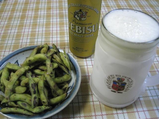 焼き枝豆20100919-03