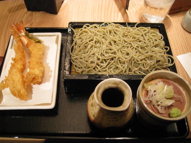 江戸せいろう蕎麦20101214-03