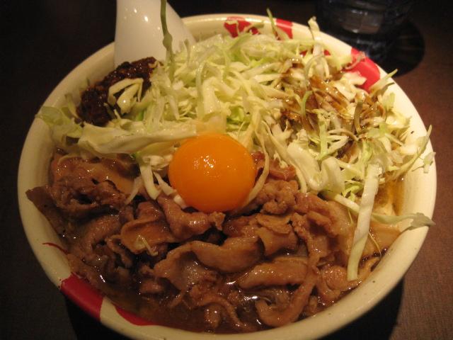 麺屋武蔵武仁20110106-02