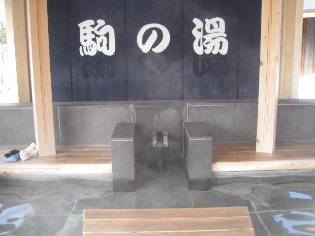 道の駅天童温泉20110129-01