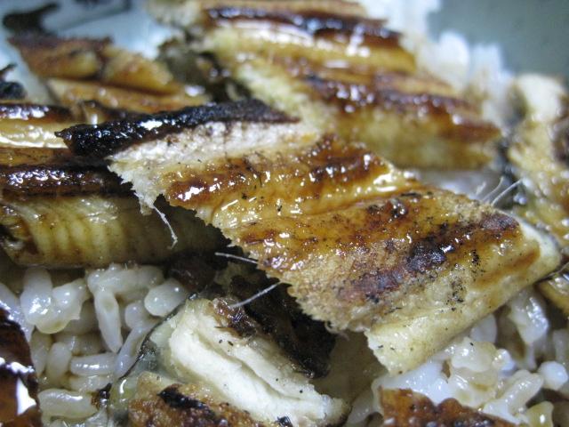 穴子丼20110217-04