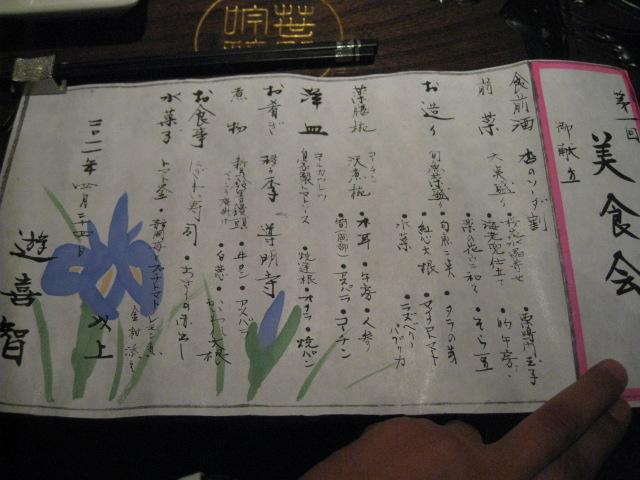 遊喜智第一回美食会20110424-03