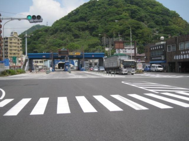 関門トンネル門司側20110517