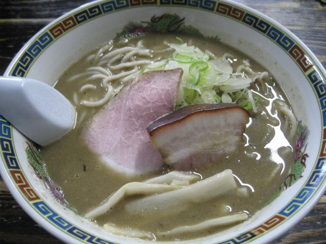長尾中華そば20110622-06