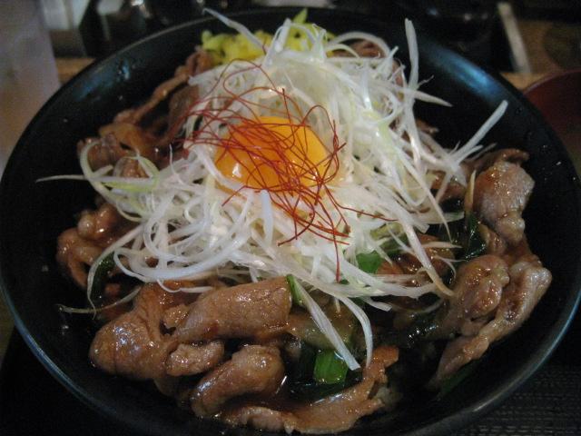 伝説のすた丼屋20110706