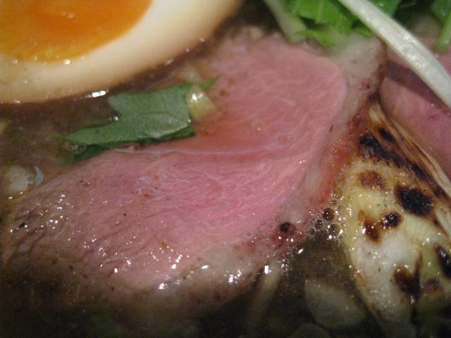 伊駄天鴨葱煮干し20110919-03