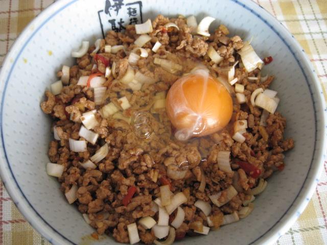 台湾丼自作20120204-11