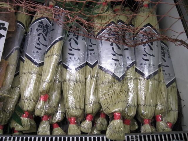 鯖へしこ20120313