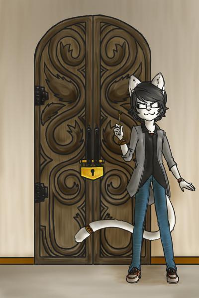 迷宮猫さん