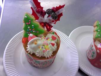 クリスマスマフィン 2