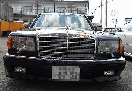 500SE AMG2