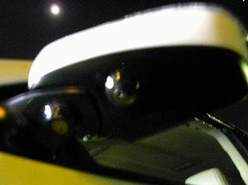 ドアミラーカメラ